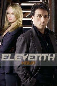 Eleventh Hour as Detective McNeill