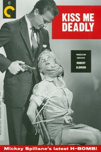 Kiss Me Deadly as Morgue Doctor