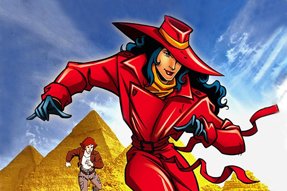 Where in the World is Carmen San Diego