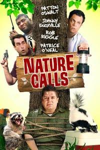 Nature Calls as Ranger Deakins