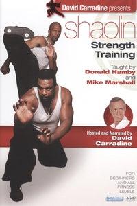 David Carradine: Shaolin Strength Workout for Beginners as Host