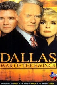 Dallas: War of the Ewings as J.R. Ewing