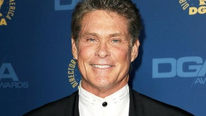 Exclusive Video: David Hasselhoff Gets Scared Straight on the Way to the Streamy Awards!