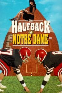The Halfback of Notre Dame as Jill