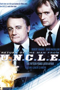 Return of the Man from U.N.C.L.E. as Z-65