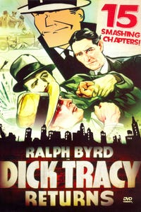 Dick Tracy Returns as Slasher