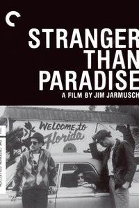 Stranger than Paradise as Poker Player