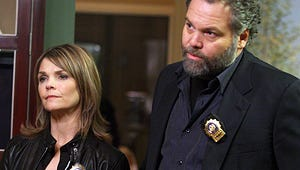 """VIDEO: Vincent D'Onofrio and Heroes' Adrian Pasdar """"Mix It Up"""" on Law & Order: CI"""