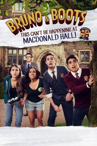 Bruno & Boots: This Can't Be Happening at Macdonald Hall as Diane Grant