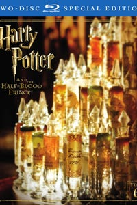 Harry Potter and the Half-Blood Prince as Professor Minerva McGonagall