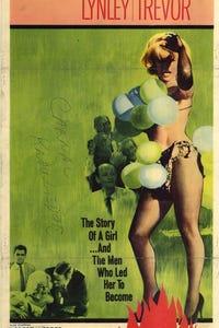 The Stripper as Lila Green