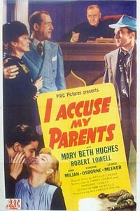 I Accuse My Parents as Charles Blake
