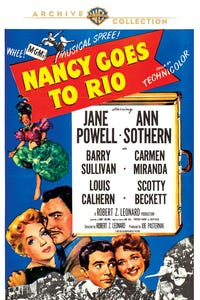 Nancy Goes to Rio as Nancy Barklay