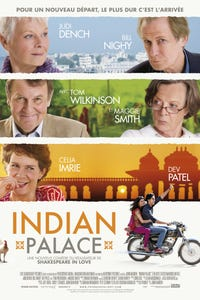 The Best Exotic Marigold Hotel as Sonny Kapoor