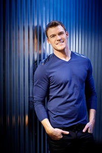 Alan Ritchson as Young Scully