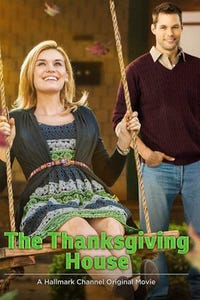 The Thanksgiving House as Abigail Mather