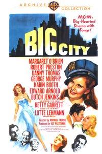 Big City as Cantor David Irwin Feldman