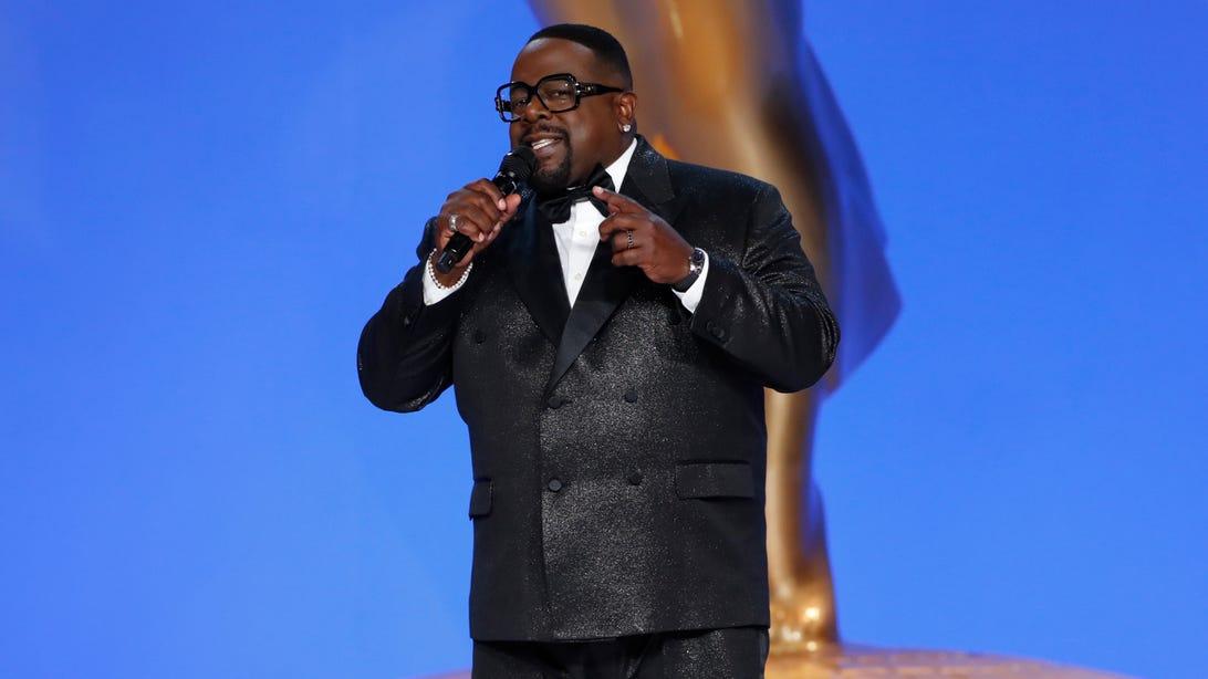 Cedric the Entertainer, 73rd Primetime Emmys