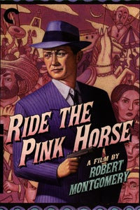 Ride the Pink Horse as Headwaiter