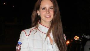 "Creepy! ""Obsessed"" Lana Del Rey Fan Found Living in Her Garage"