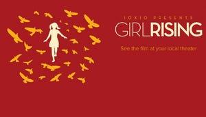 VIDEO: Girl Power! Kerry Washington, Salma Hayek Lobby to Educate the World's Girls