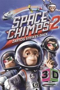 Space Chimps 2: Zartog Strikes Back as Dr. Poole