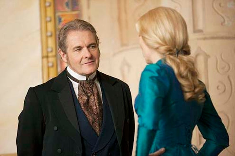 """Dracula - Season 1 - """"Of Monsters and Men"""" - Robert Bathurst and Victoria Smurfit"""
