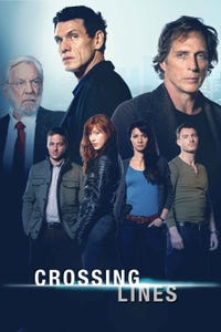 Crossing Lines as Carine Strand