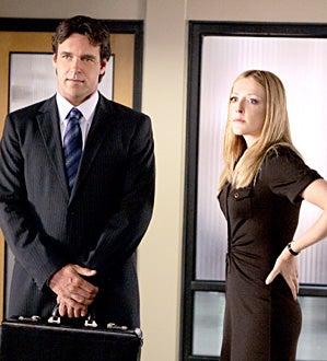 Close to Home - Season 2 - Jennifer Finnigan and David James Elliott