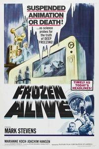 Frozen Alive as Inspector Prentow