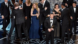 12 Years a Slave, Gravity Top Oscars