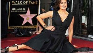 Mariska Hargitay Gets a Star on the Hollywood Walk of Fame