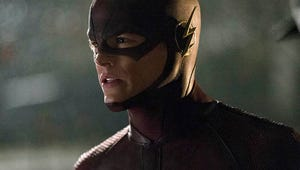 Watch Trailers for CW's The Flash and Jane the Virgin