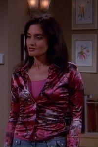 Jacqueline Aries as Silvia