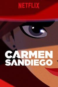 Carmen Sandiego as Carmen Sandiego