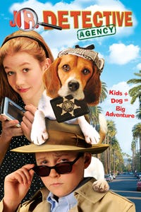 Sam Steele and the Junior Detective Agency as The Cat