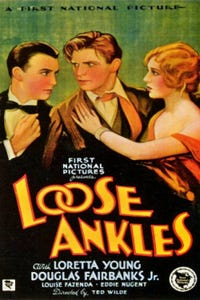 Loose Ankles as Ann Harper Berry