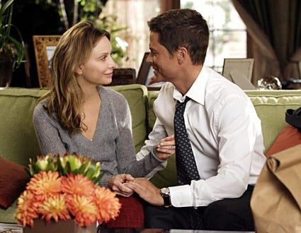"Brothers & Sisters - ""Season 2, ""36 Hours"" - Calista Flockhart as Kitty, Rob Lowe as Robert"