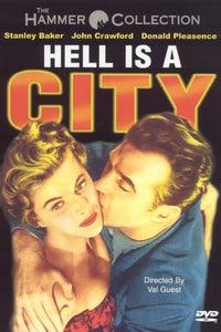 Hell Is a City as Bert Darwin