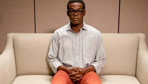 The Good Place's William Jackson Harper Opens Up About the Cast's Final Days on Set