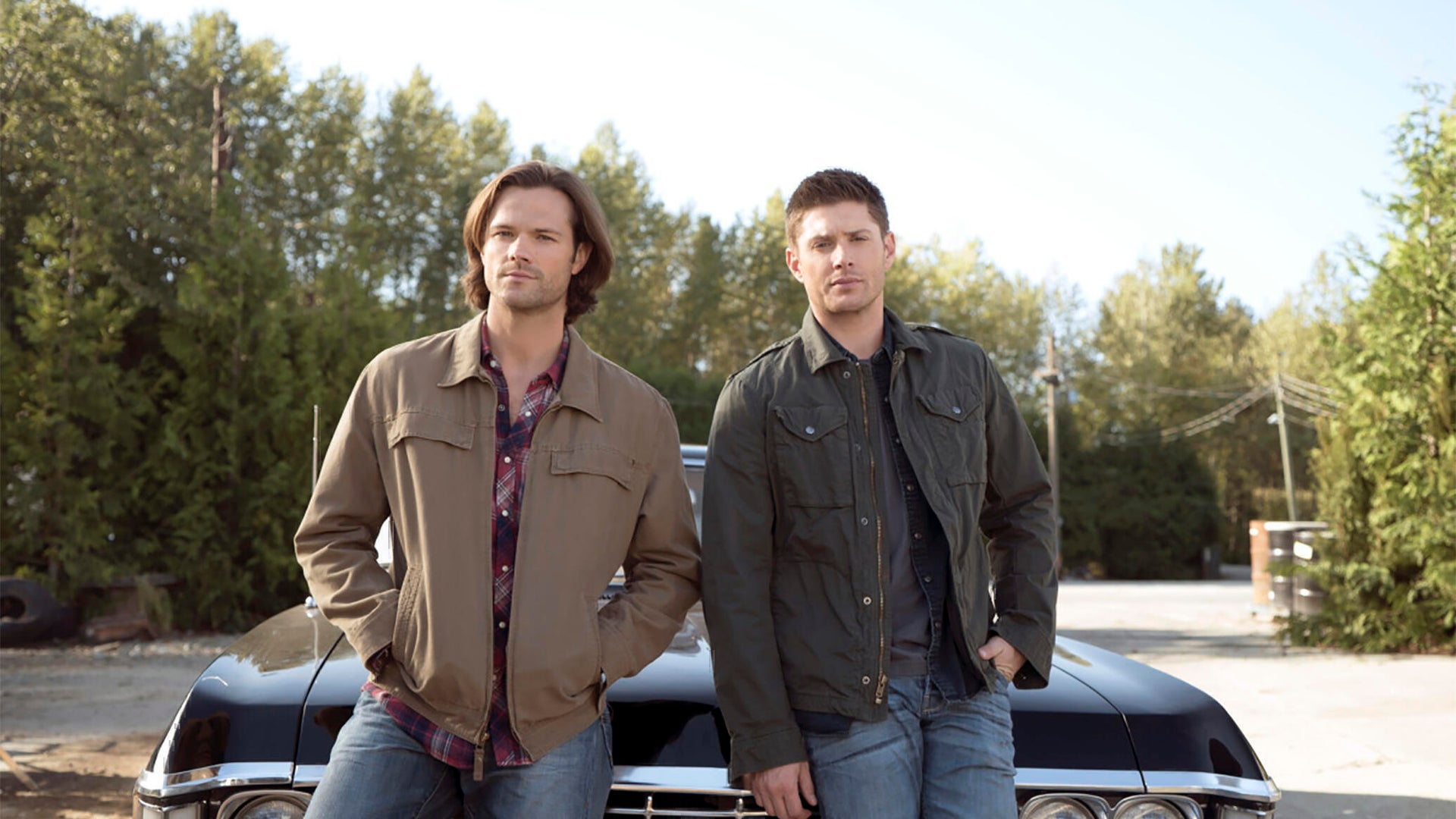 ​Jared Padalecki and Jensen Ackles, Supernatural