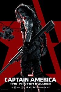 Captain America: The Winter Soldier as Sam Wilson/Falcon