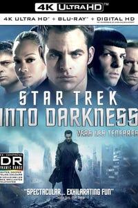Star Trek Into Darkness as James Kirk