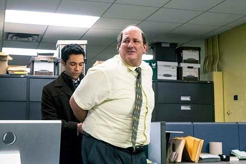 "Law & Order: Special Victims Unit - Season 15 - ""Thought Criminal"" - Danny Pino and Brian Baumgartner"