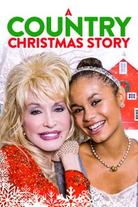 A Country Christmas Story as Herself