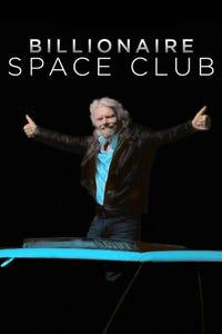 Billionaire Space Club