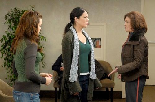 "Gilmore Girls - ""I'd Rather Be In Philadelphia"" - Alexis Bledel, Lauren Graham, Kelly Bishop"
