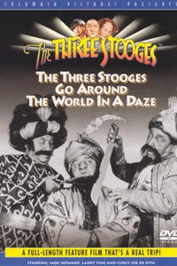 The Three Stooges Go Around the World in a Daze as Larry