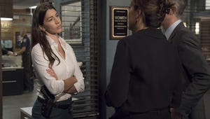 We'll Be Seeing A Lot More of Jamie Gray Hyder's Det. Kat Azar-Tamin on Law & Order: SVU