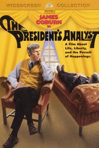 The President's Analyst as Don Masters